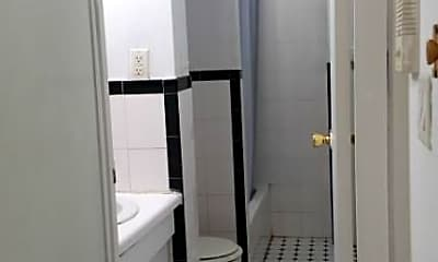 Bathroom, 170 W 109th St, 2