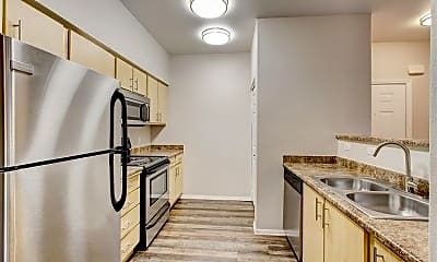 Kitchen, The Meadows, 2