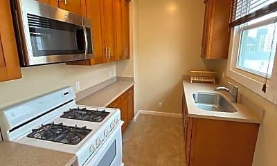 Kitchen, 1325 Mason St, 1