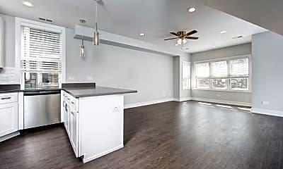 Kitchen, 3429 N Paulina St, 1
