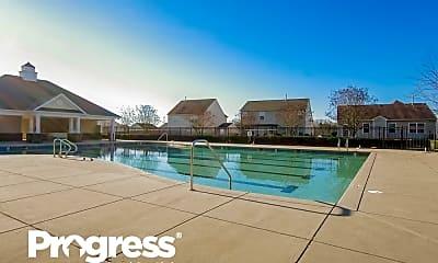 Pool, 2912 Village Center Drive, 2