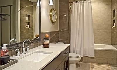 Bathroom, The Hamilton, 2