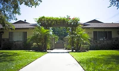 Building, Claremont Villas, 1