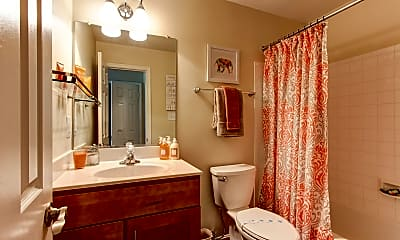 Bathroom, The Elms at Centreville, 1