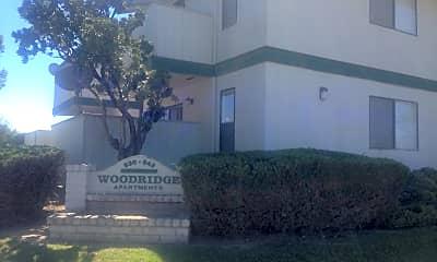 Woodridge Apartments, 1