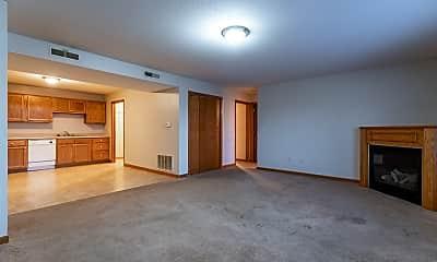 Living Room, 956 School St, 2