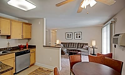 Ridley Brook Apartments, 1
