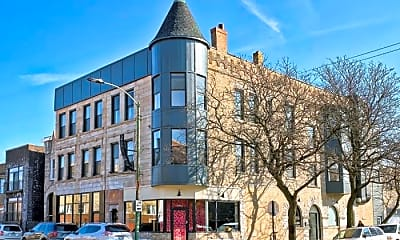 Building, 3057 W Diversey Ave, 0
