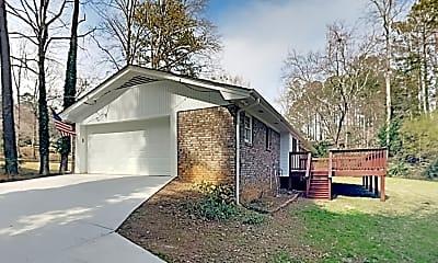 Building, 6900 Silver Maple Trail, 2