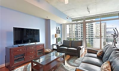 Living Room, 44 Peachtree Pl NW, 0