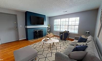 Living Room, 9310 E Girard Ave, 0