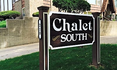 Chalet South, 1