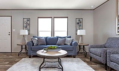 Living Room, 9500 Wheeling Ave, 0