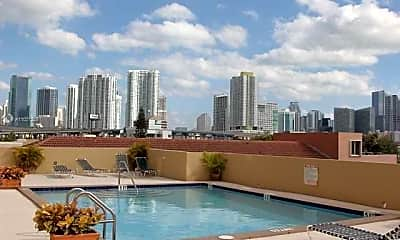 Pool, 119 SW 6th Ave 406, 1