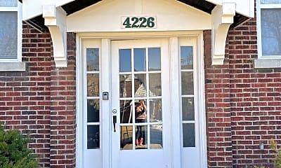 Building, 4226 Dewey Ave, 1