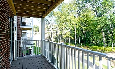 Patio / Deck, Highland Hills, 2