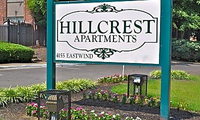 Community Signage, Hillcrest, 0