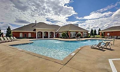 Pool, Hunters Ridge Apartments, 2