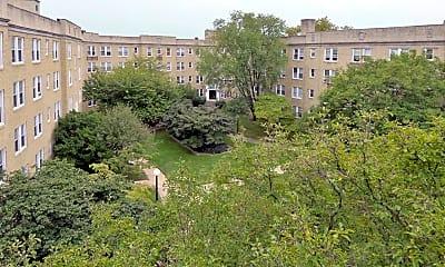 Stonehurst Court Apartments, 1