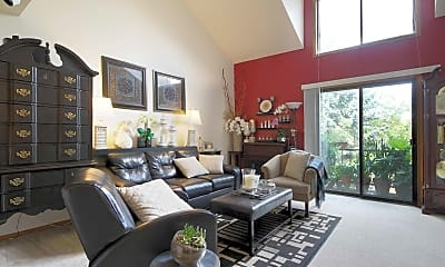 Living Room, Westhaven Village Apartments, 1