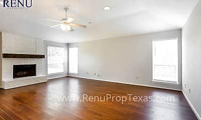 Living Room, 16815 Manowar Ln, 1