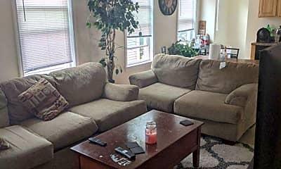 Living Room, 16 Brackett St, 1
