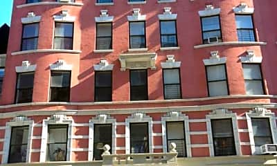 Building, 245 W 113th St, 2