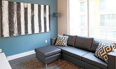 Living Room, The Mercer, 1