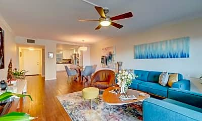Living Room, 401 Briny Ave, 1