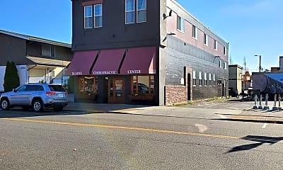 Building, 245 H St, 2