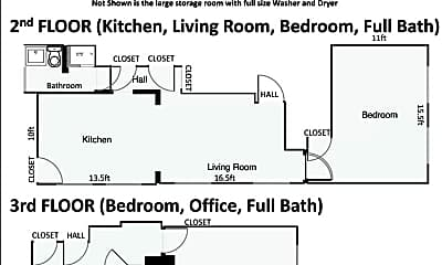 Kitchen, 5815 Ellsworth Ave, 2