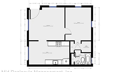 Building, 21 Lorton Ave, 1