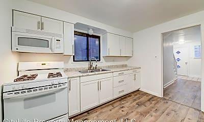 Kitchen, 2837 Spring St, 2