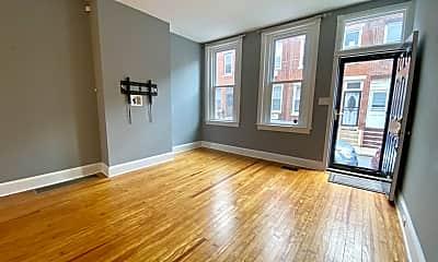 Living Room, 852 Mercer St, 0
