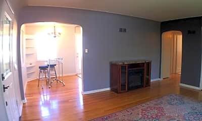 Living Room, 45 S Ogden St, 1
