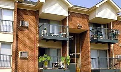 Building, Elsinore Courtyard, 0
