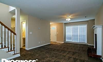 Living Room, 902 Castlerock Way, 1
