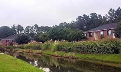 Lake, Autumn Chase, 1