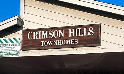 Crimson Hills Apartments, 1