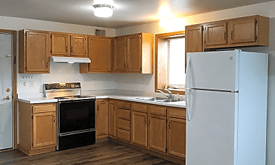 Kitchen, 1201 Oakview Dr, 1