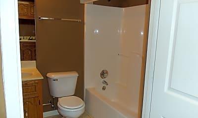Bathroom, Sango Place, 1