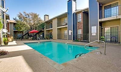 Pool, 1820 N Garrett Ave 105, 0