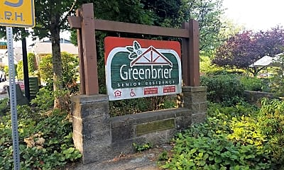 Greenbrier Heights Senior, 1