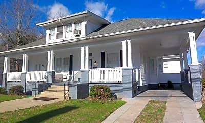 Building, 509 E 4th St, 1