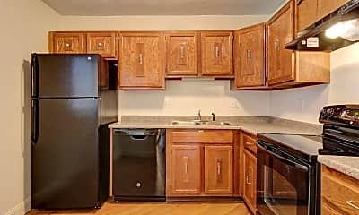 Kitchen, Chateau Properties, 2