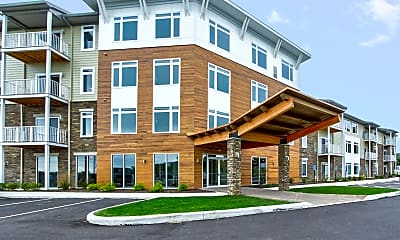 Building, The Residences at Chagrin Riverwalk East, 1