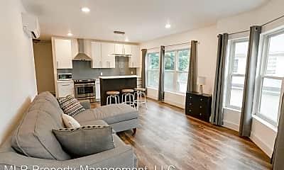 Living Room, 613 E State St, 1