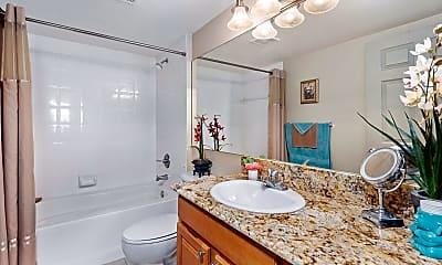 Bathroom, 651 Okeechobee Blvd 903, 2