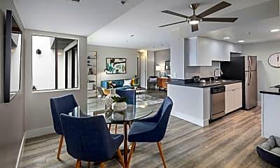 Kitchen, Vue Hollywood, 2
