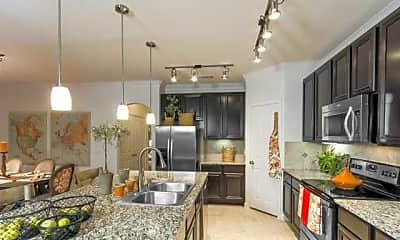 Kitchen, Avenues At Creekside, 1